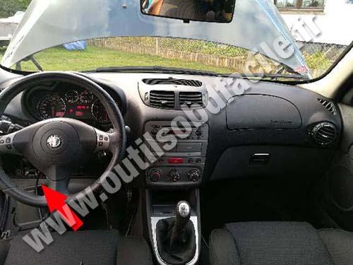 Alfa Romeo - Dashboad