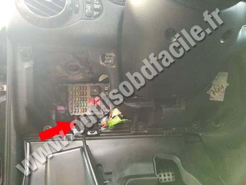 Alfa Romeo - Fuses box