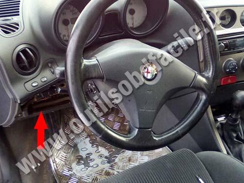 Alfa Romeo 156 - Dashboard