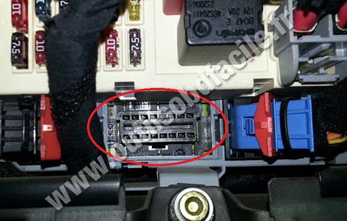 Alfa Romeo Gt Connector Diagnostic Obd