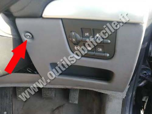 Alfa Romeo Spyder - Fuses box