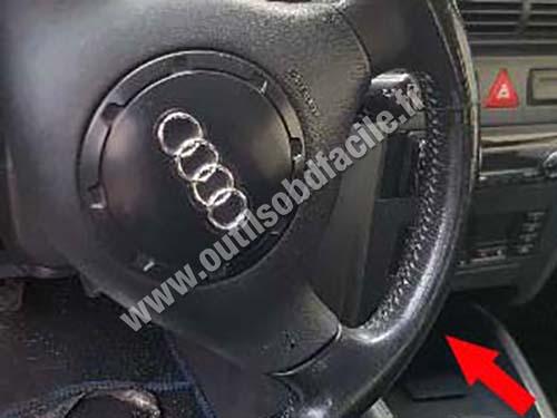 Audi A3 8L - Steering wheel