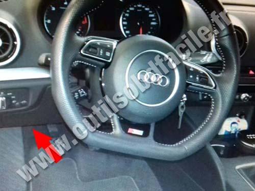 Audi A3 - Dashboard