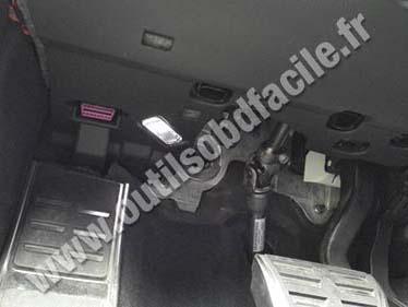 Audi A5 Pedals