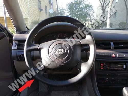 Audi A6 (C5) - Dashboard