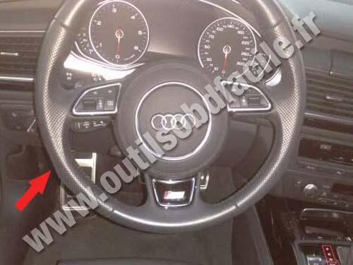 Audi A6 (C7) - Dashboard