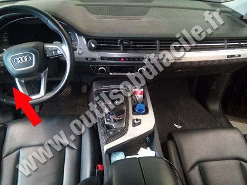 Audi Q7 - Dashboard