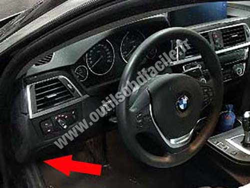 BMW Serie 4 F32/F33/F36 - Dashboard