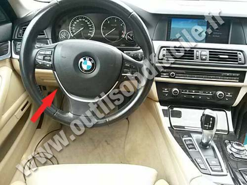 BMW Serie 5 F10/F11 - Dashboard
