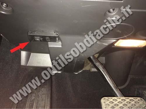 BMW Serie 6 (E63/64) - Pedals