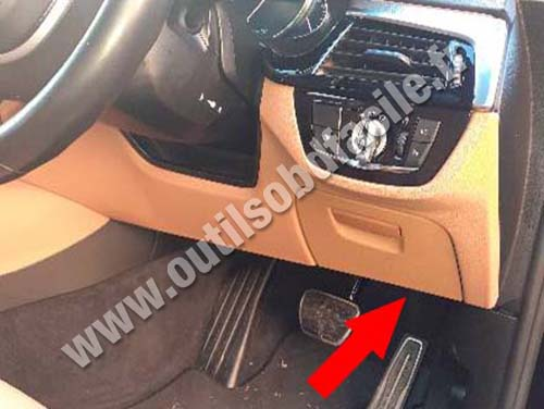 BMW Serie 6 G32 - Dashboard