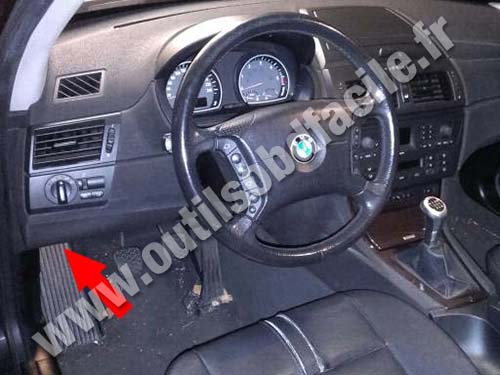 BMW X3 E83 - Dashboard