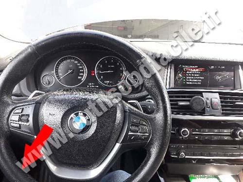 BMW X4 - Dashboard