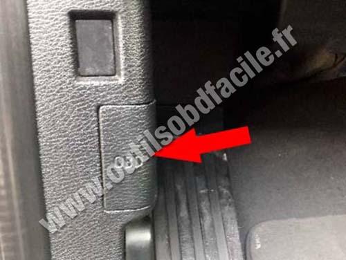 BMW X4 - Pedals
