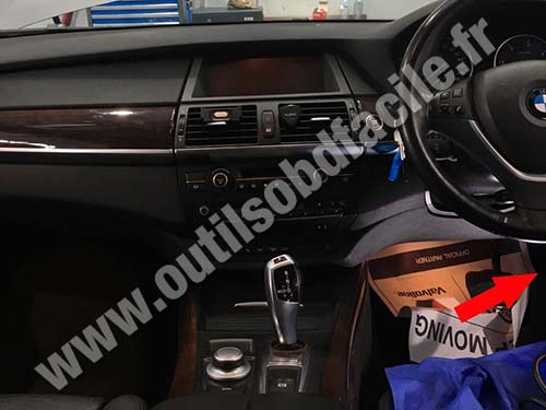 BMW X5 E70 - Dashboard
