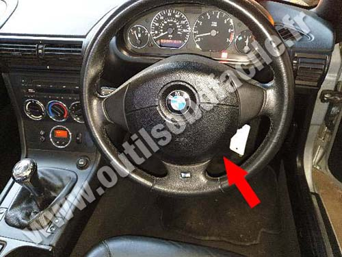 BMW Z3 - Dashboard
