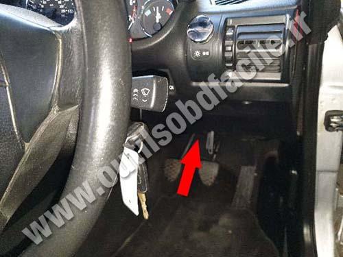 BMW Z3 - Pedals