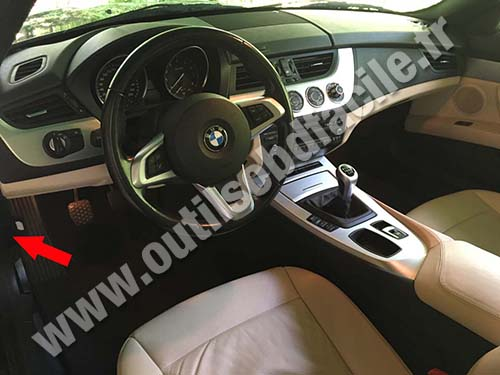 BMW Z4 E89 - Dashboard