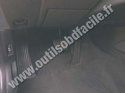 BMW Z4 brake pedal