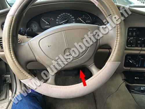 Buick Century - Dashboard