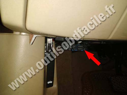 Buick LaCrosse - Pedals
