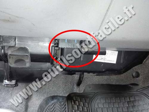 Changhe Ideal OBD2 Plug