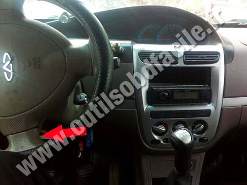 Chery QQ6 - Dashboard