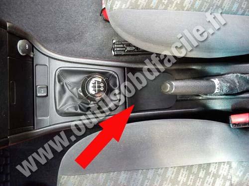 Chevrolet Astra Hand brake