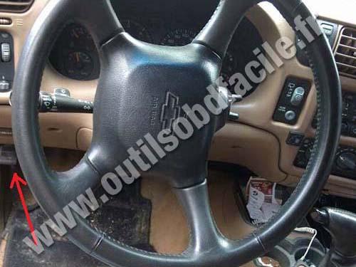 Chevrolet Blazer Dashboard