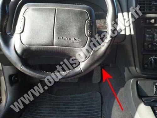 Chevrolet Camaro 4 - Dasboard