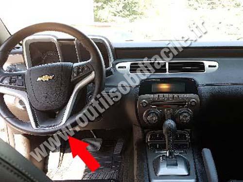 Chevrolet Camaro - Dashboard