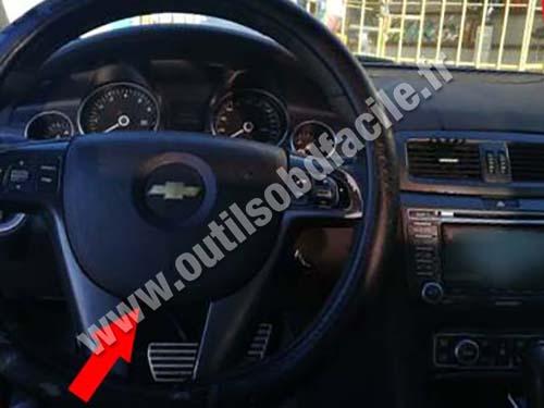 Chevrolet Caprice - Dashboard