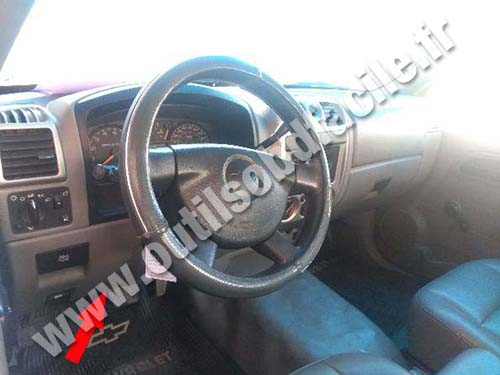 Chevrolet Colorado - Dashboard