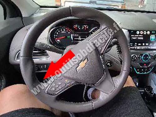 Chevrolet Cruze - Dashboard