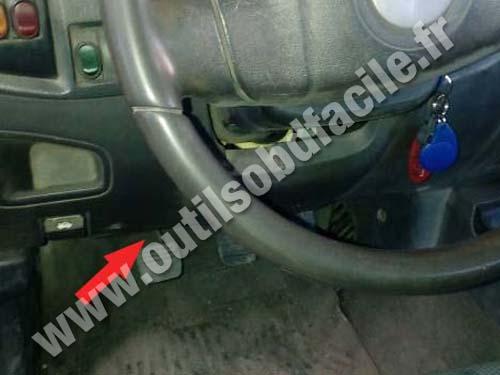 Chevrolet D-Max - Steering wheel