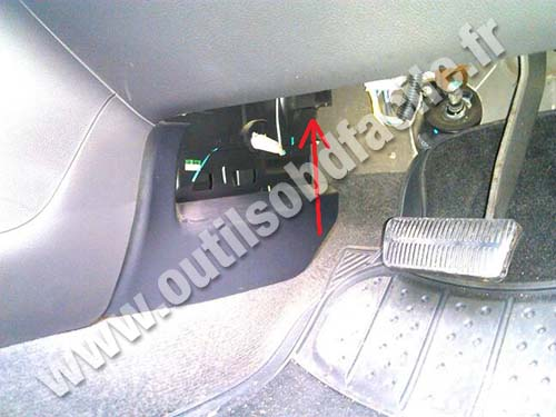 Chevrolet Epica Peda Brake Gas on Car Tracker Obd