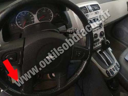 Chevrolet Equinox - Dashboard