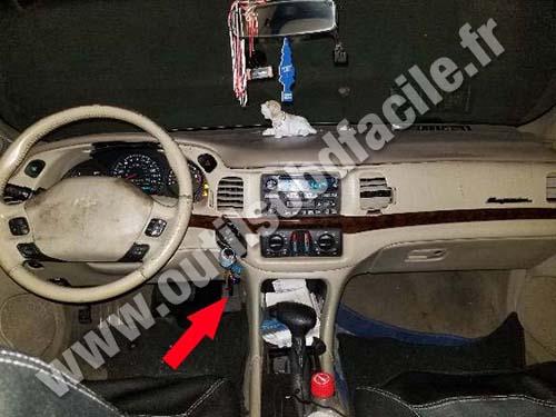 Chevrolet Impala - Dashboard