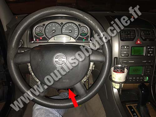 Chevrolet Lumina - Steering wheel