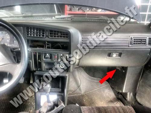 Chevrolet Monza - Dashboard