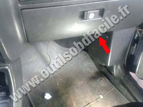 Chevrolet Monza - Passenger side
