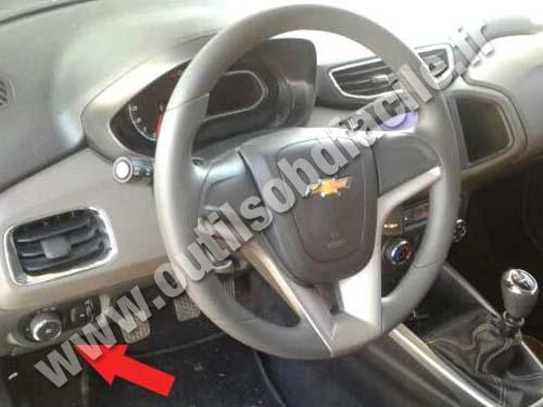 Chevrolet Prisma II - Dashboard