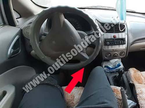 Chevrolet Sail - Dashboard