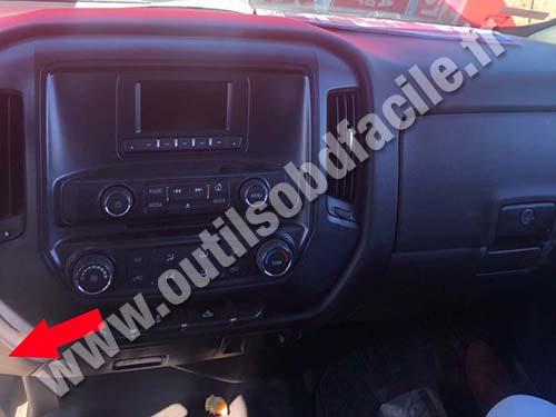 Chevrolet Silverado - Dashboard