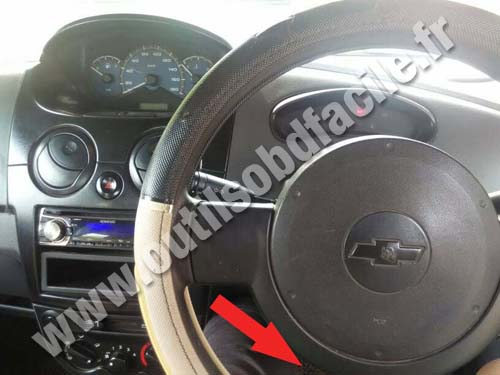 Chevrolet Spark - Dashboard