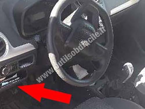 Chevrolet Tornado - Dashboard
