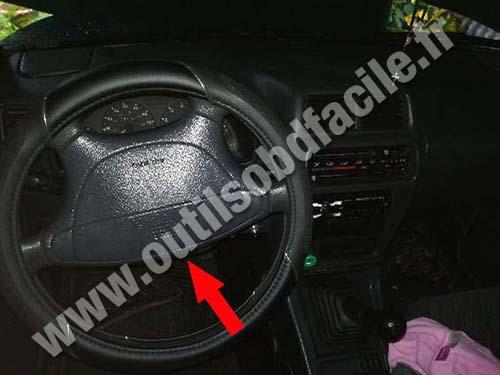 Chevrolet Tracker - Dashboard