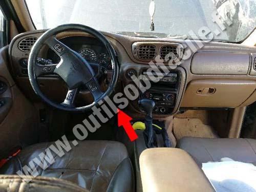 Chevrolet TrailBlazer - Dashboard