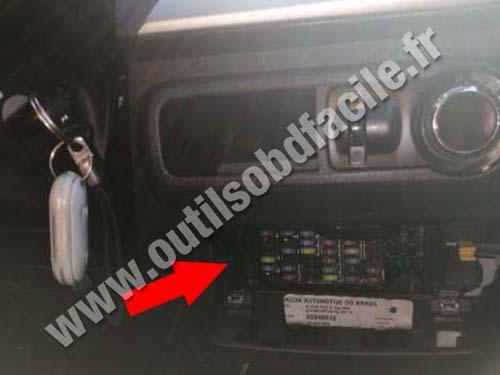 Chevrolet Utility - Fuse box