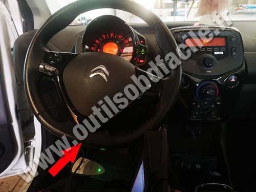 Citroen C1 - Dashboard